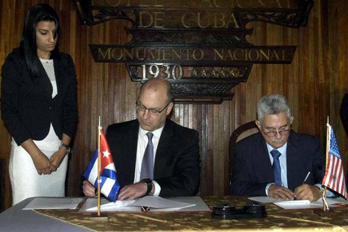 Nuevos acuerdos portuarios entre Cuba y Estados Unidos