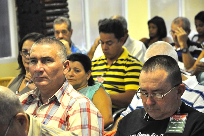 Por una mejor seguridad y protección en la Empresa granmense Cuba Petróleo