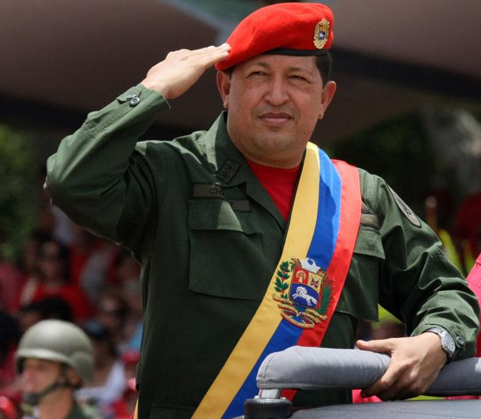 Venezolanos recuerdan juramentación de Chávez como presidente