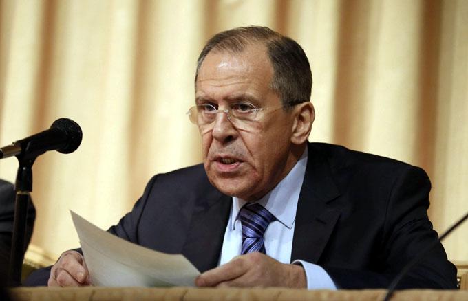 Lavrov llama a Europa a trabajar en época 'pos-fakes'