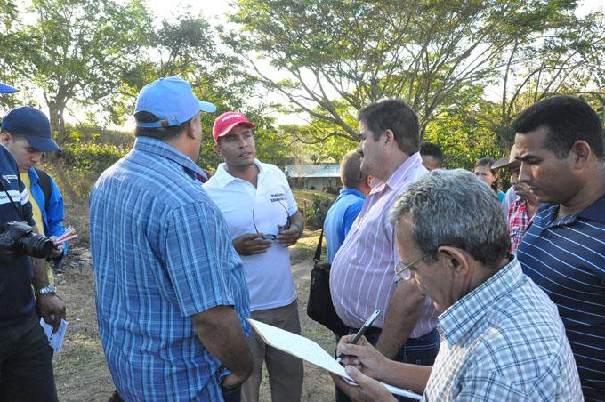 Reconocen avances  en  comunidades  del Plan Turquino