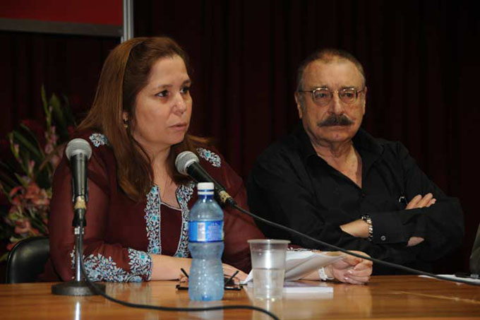Ignacio Ramonet presenta texto en Feria del Libro de La Habana