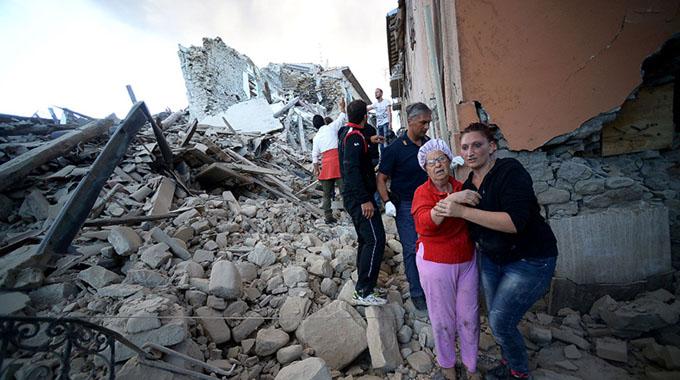 Daños por sismos en Italia superan los 23 mil millones de euros