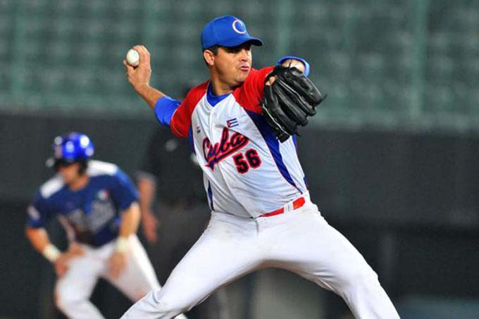 Cuba vence a Taiwán en duelo preparatorio a Clásico Mundial béisbol