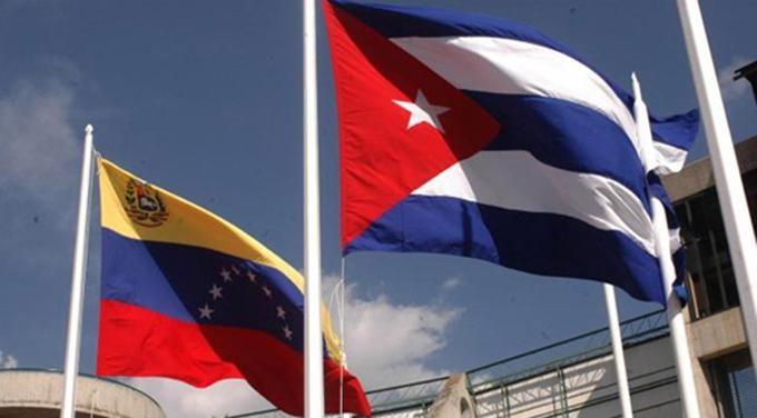 Trabajadores cubanos expresan solidaridad con Venezuela