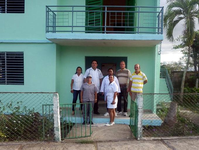 La comunidad de Bayate exhibe una imagen renovadora para beneficio de sus habitantes/ FOTO Liliam Salvat Romero