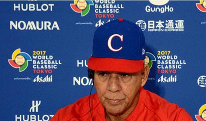 Carlos Martí expone deficiencias del béisbol cubano en el Clásico