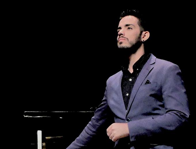 Contratenor cubano Lesby Bautista protagoniza recital en La Habana