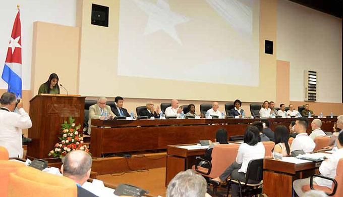 Prosigue convención internacional en jornada dedicada al agua
