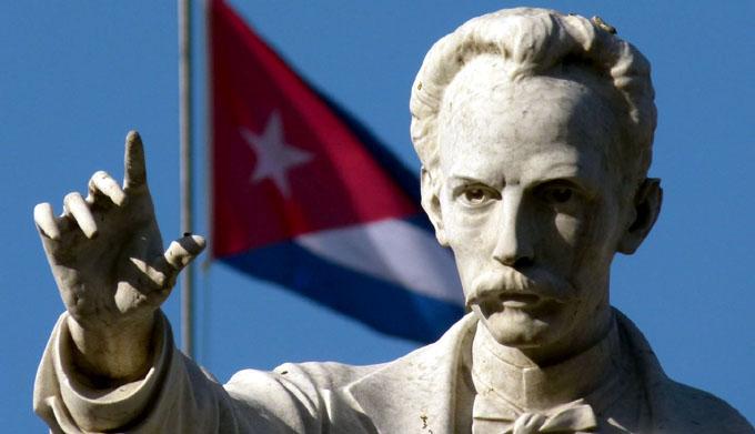 José Martí alumbra desde la Sierra Maestra