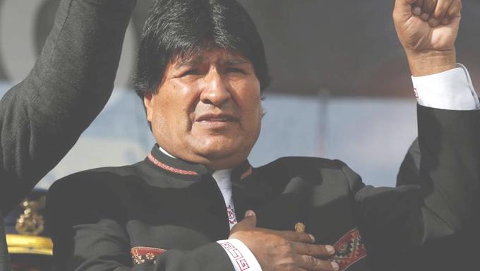 Evo Morales viaja a Cuba para ser evaluado por afección en la garganta