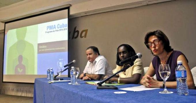 Enfocada agencia de ONU en manejo integral de la sequía en Cuba