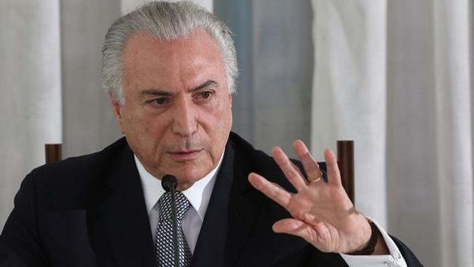 Declaraciones de Temer causan rechazo de mujeres de Brasil