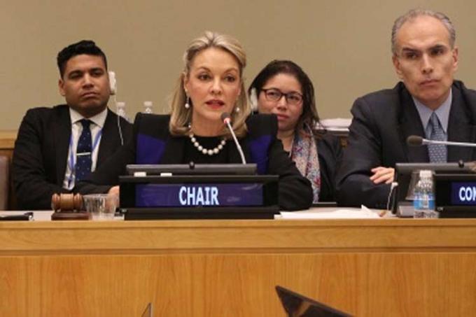 Colombia entrega en ONU acuerdo final de paz entre Gobierno y FARC-EP