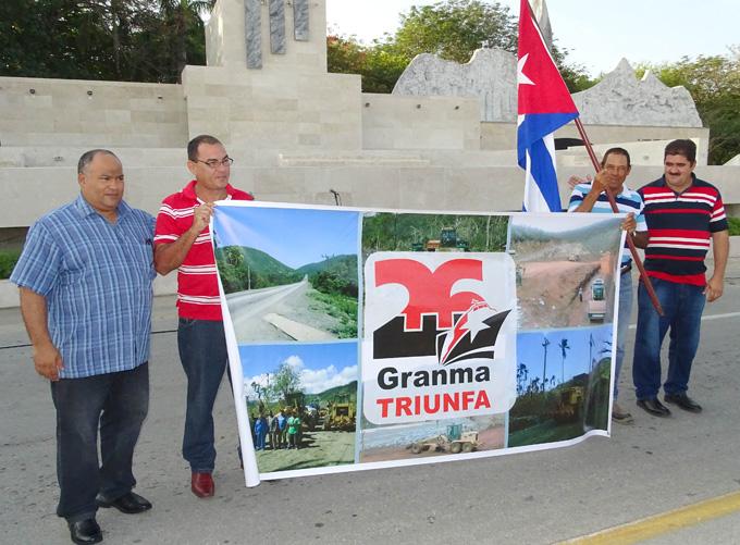 Destacamento 26 de Julio hace realidad la consigna Granma Triunfa