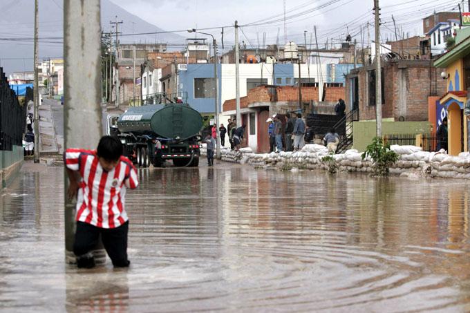 Intensas lluvias en Suramérica pudiera ser la reaparición del ENOS