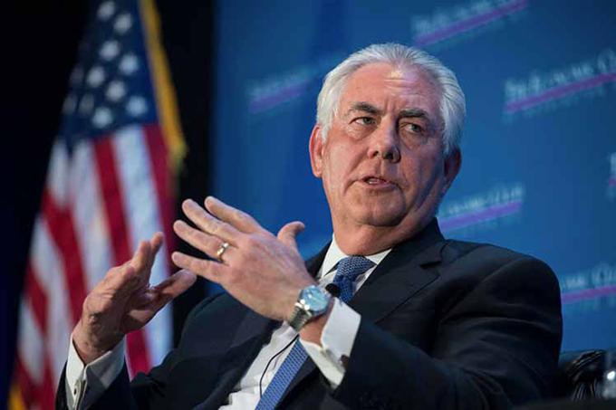 Secretario norteamericano de Estado comienza gira por Asia