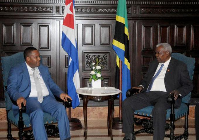 Concluye líder parlamentario de Zanzíbar fructífera visita a Cuba
