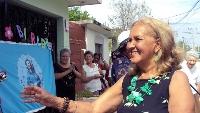 Cumple 15 años Casa de orientación a la mujer y la familia