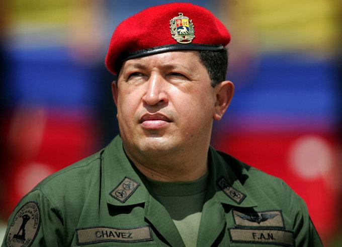Hugo Chávez, el único