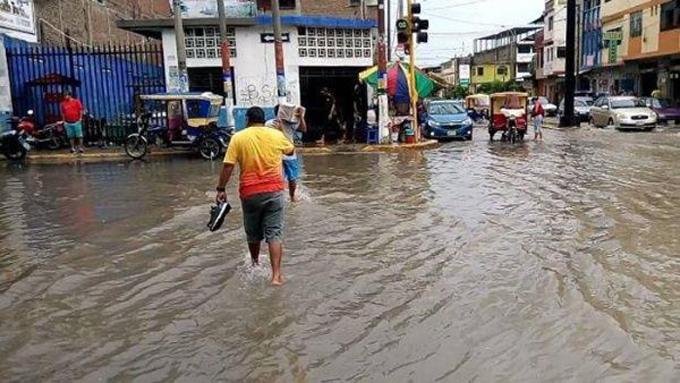 Aumenta cifra de fallecidos en Ecuador por intensas lluvias