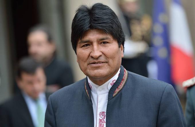 Evo: Nueva ley garantiza la siembra de coca de por vida en Bolivia