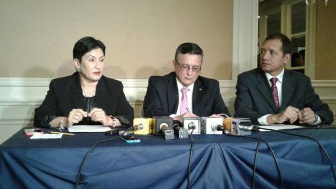 Fiscal pide revisar denuncias sobre incendio en Guatemala