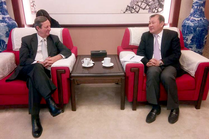 China y Cuba abordan temas jurídicos