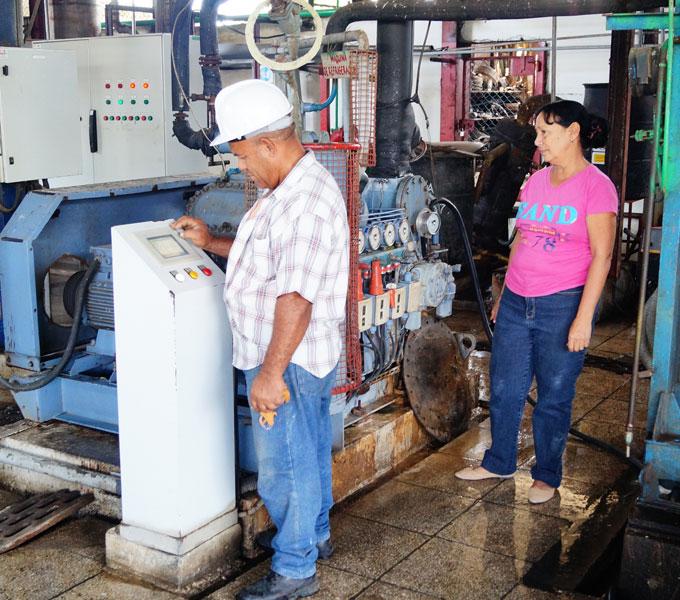 Nueva dinámica y sostenidos resultados en destilería bayamesa
