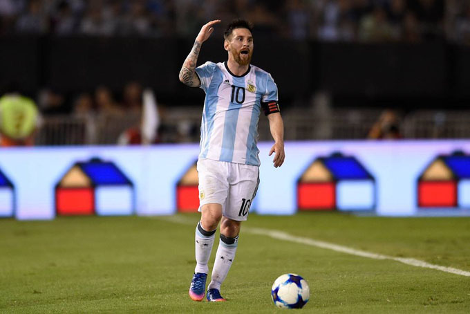Barcelona indignado por sanción a Messi