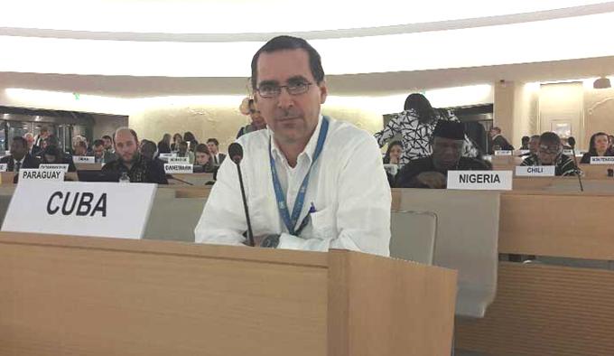 Cuba aboga en ONU por mayor protección a los derechos humanos