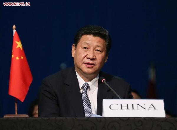 Presidente chino impugna ataque terrorista en Londres