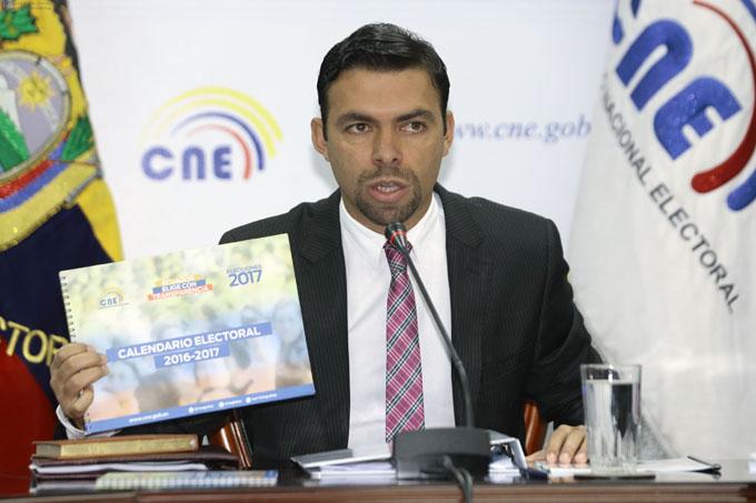 Ecuador entra en silencio electoral