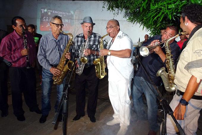 Encuentro de saxofonistas solistas supera las expectativas