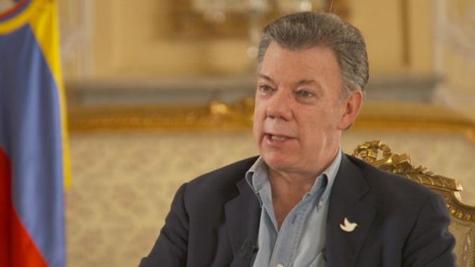 Destaca presidente Santos solidaridad con victimas desastre de Mocoa