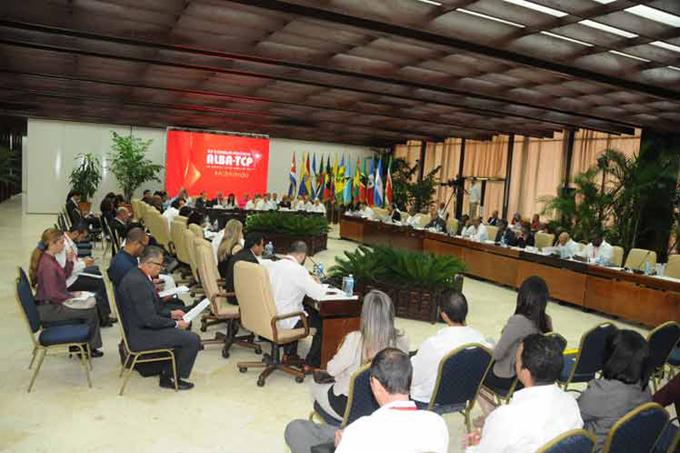 Declaración del XV Consejo Político del ALBA-TCP