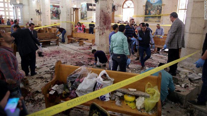 En vigor en Egipto estado de emergencia por tres meses