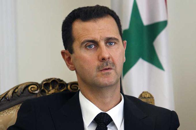 Presidente sirio afirma que EE.UU. está del bando de los terroristas