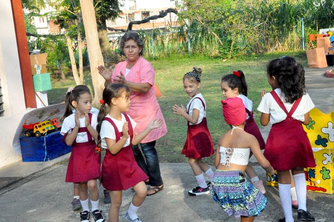 Granma en el tercer perfeccionamiento de la Educación