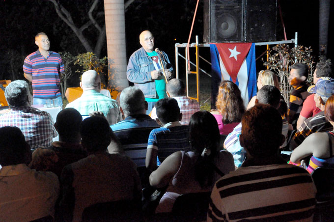 Marcha bien proceso cederista IX Congreso en Granma, destaca coordinador nacional (+ fotos)