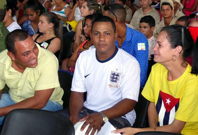 Eligen primer delegado directo al Festival Mundial de la Juventud y los Estudiantes