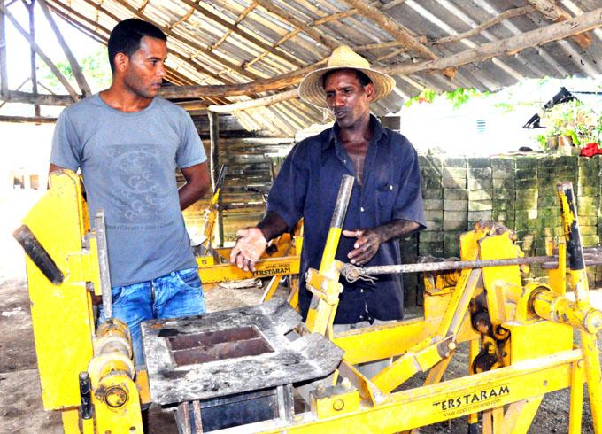 Apoyará Educación producción de materiales de la construcción