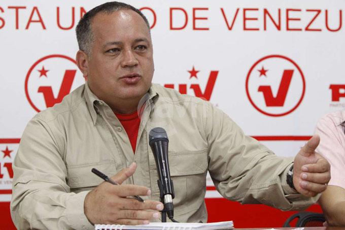 La OEA firmó su acta de defunción, dice Diosdado Cabello en Venezuela