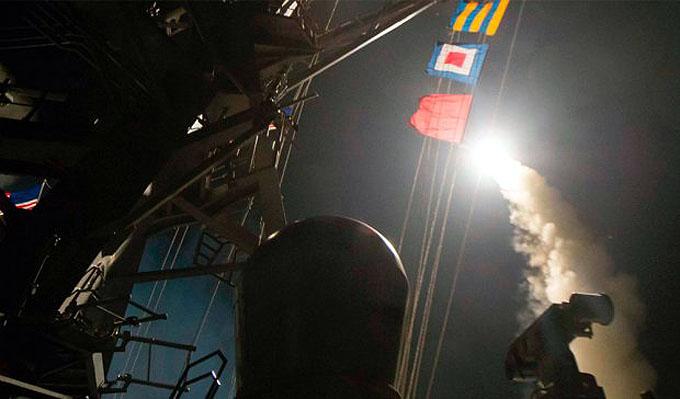 EE.UU contra Siria: la prioridad del uso de la fuerza