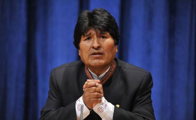 Presidente boliviano retoma actividades gubernamentales