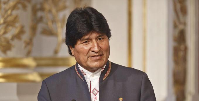 Presidente boliviano agradece votos del pueblo por su recuperación