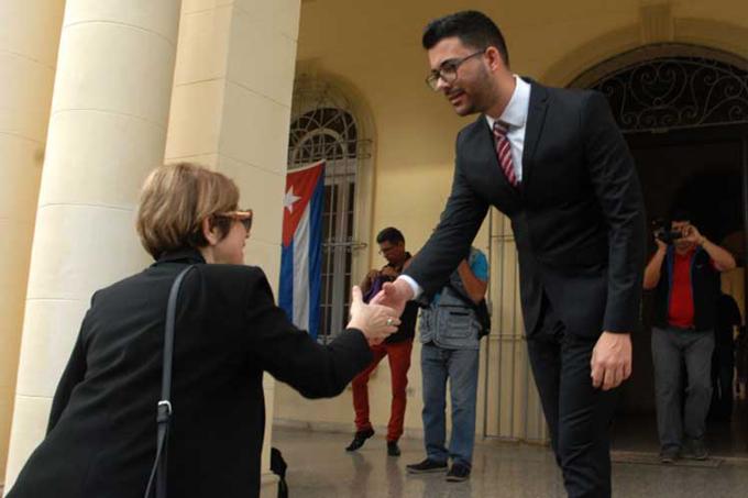 Concluye agenda en Cuba relatora de ONU para la trata de personas