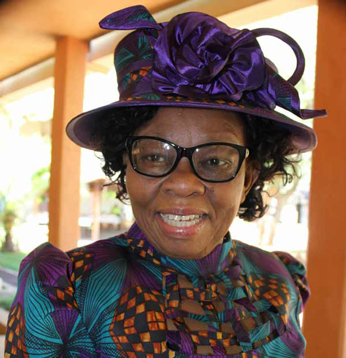 Viaja a Cuba presidenta de Asamblea Nacional de Botswana