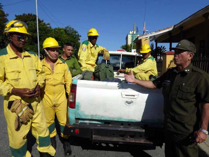 La lluvia apaga el incendio que dañó más de 4 000 hectáreas en Oriente
