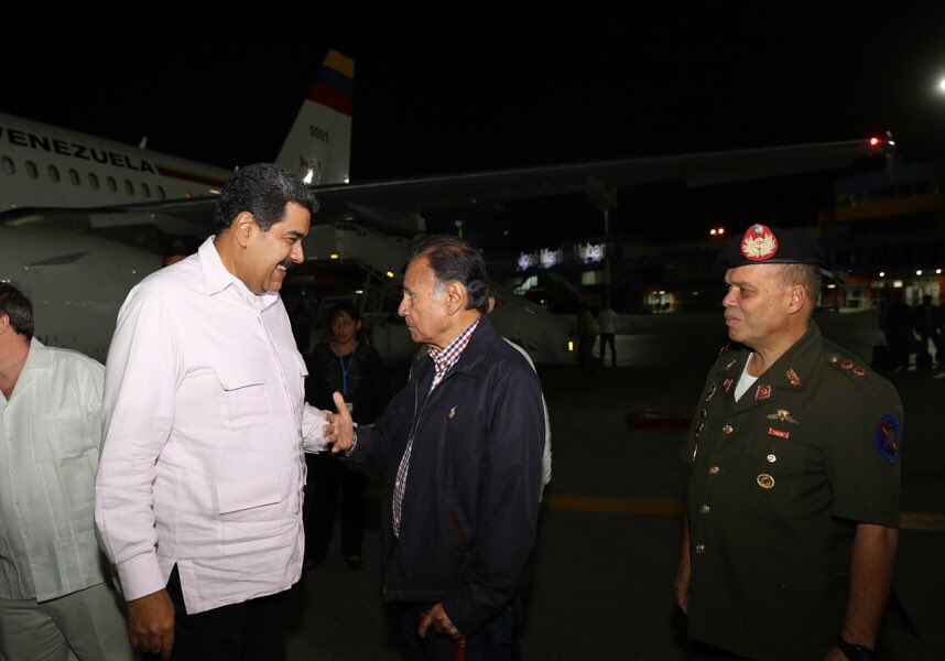 Llegó Nicolás Maduro a Cuba para Consejo Político del ALBA-TCP